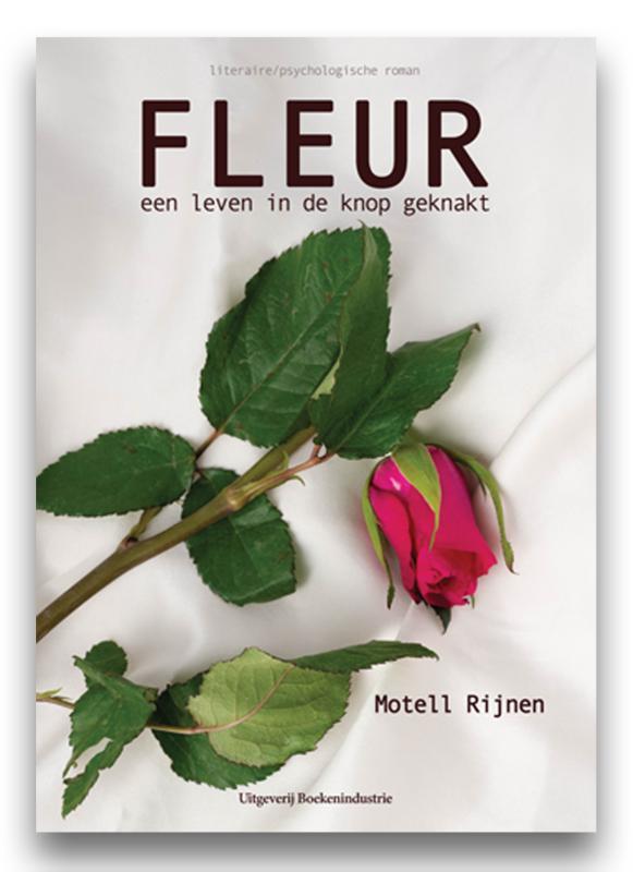 Cover Fleur, een leven in de knop geknakt