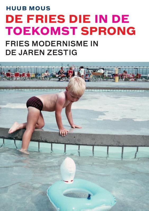 Cover De Fries die in de toekomst sprong