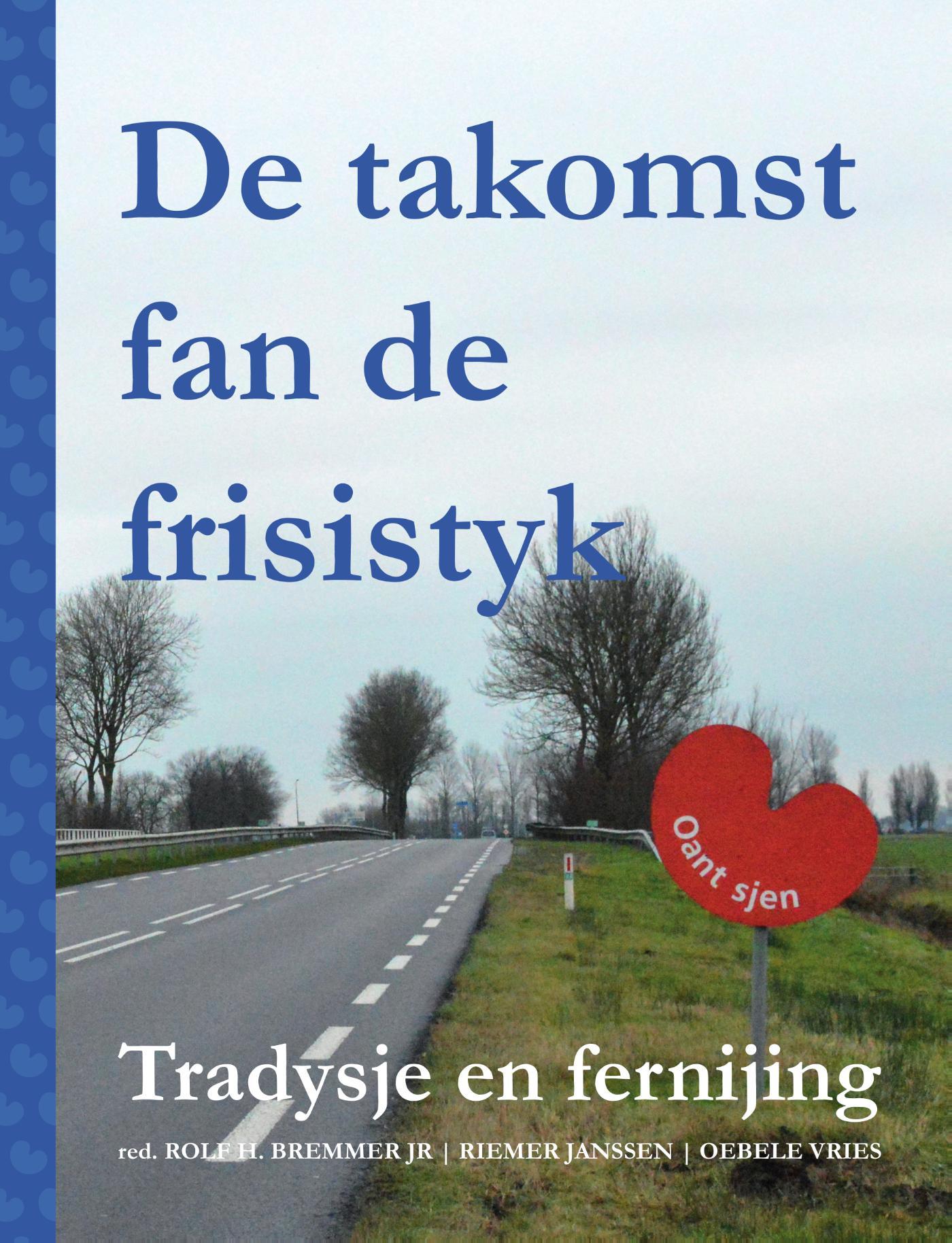 Cover De takomst fan de frisistyk