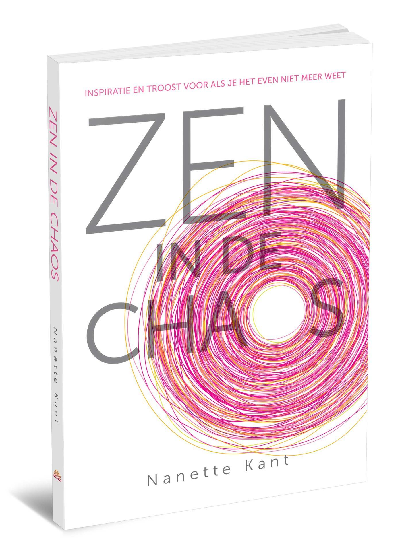 Cover Zen in de chaos