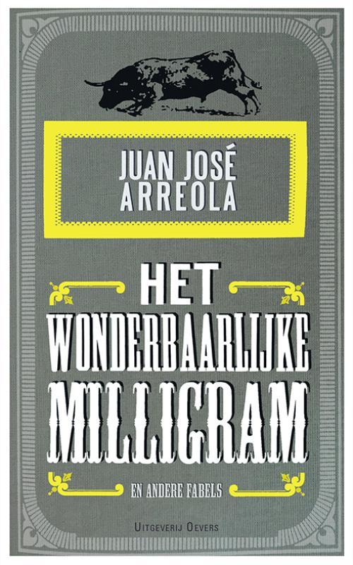 Cover Het wonderbaarlijke milligram