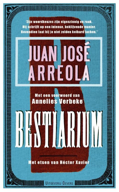 Cover Bestiarium