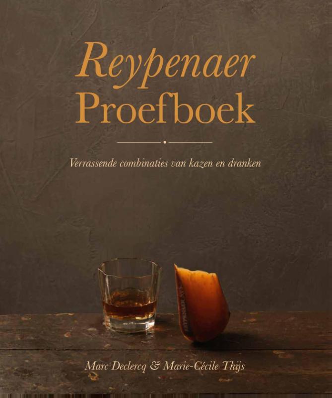 Cover Reypenaer proefboek