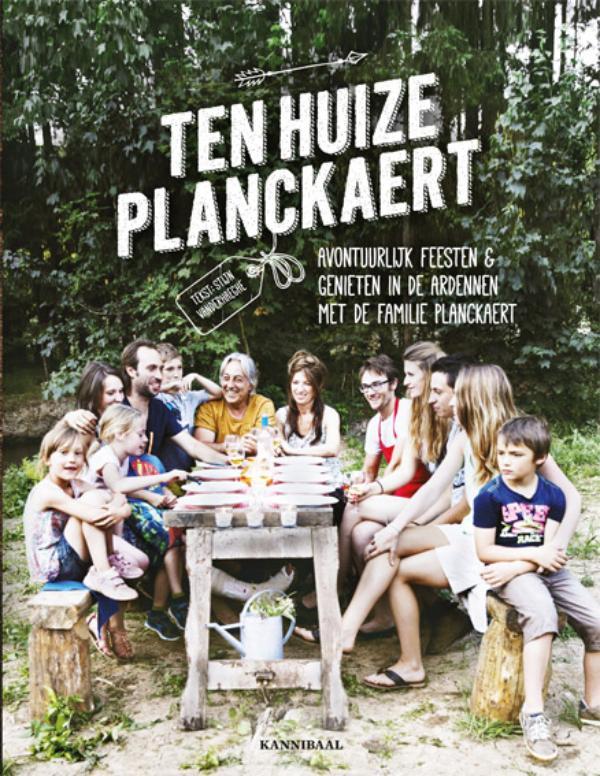 Cover Ten Huize Planckaert
