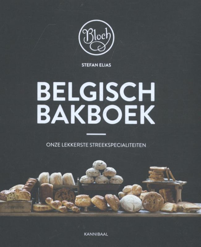 Cover Belgisch bakboek
