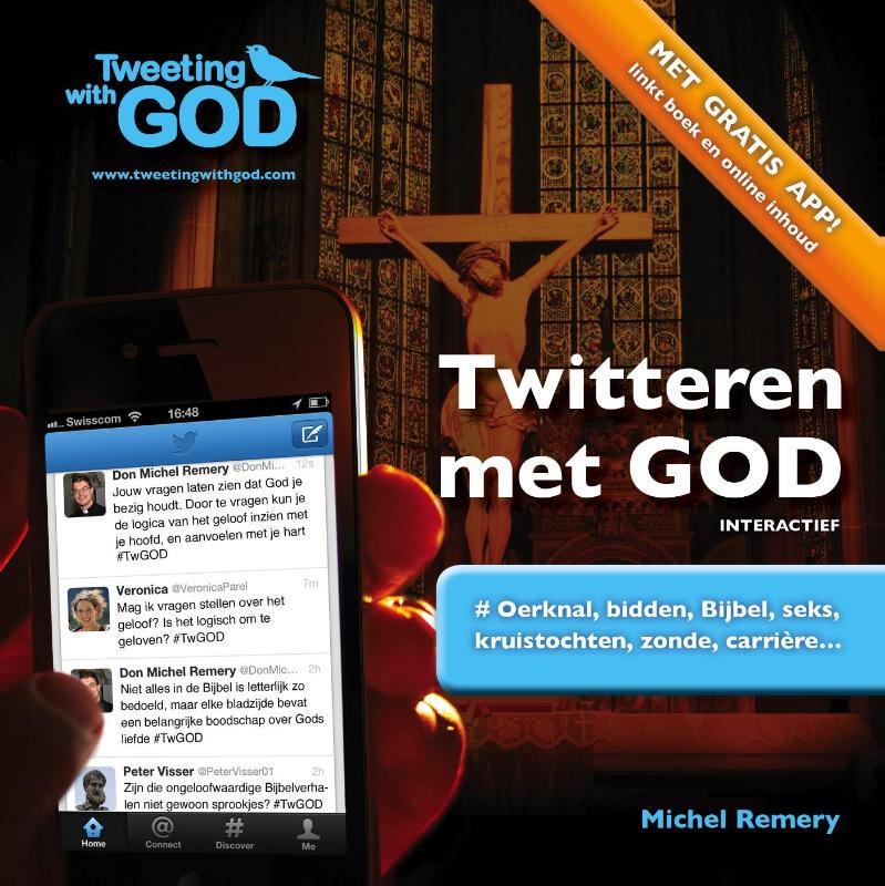 Cover Twitteren met God