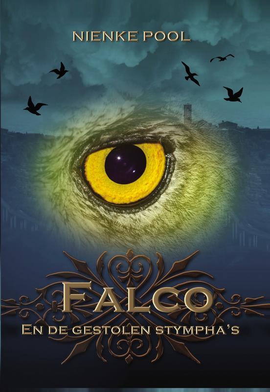 Cover Falco en de gestolen Stympha's