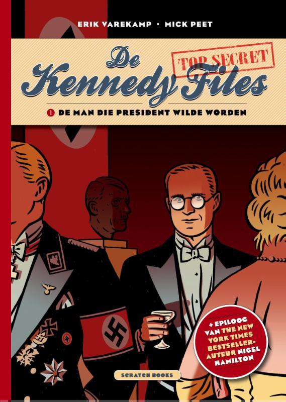 Cover De man die president wilde worden