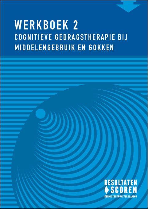 Cover Cognitieve gedragstherapie bij middelengebruik en gokken set 4ex.