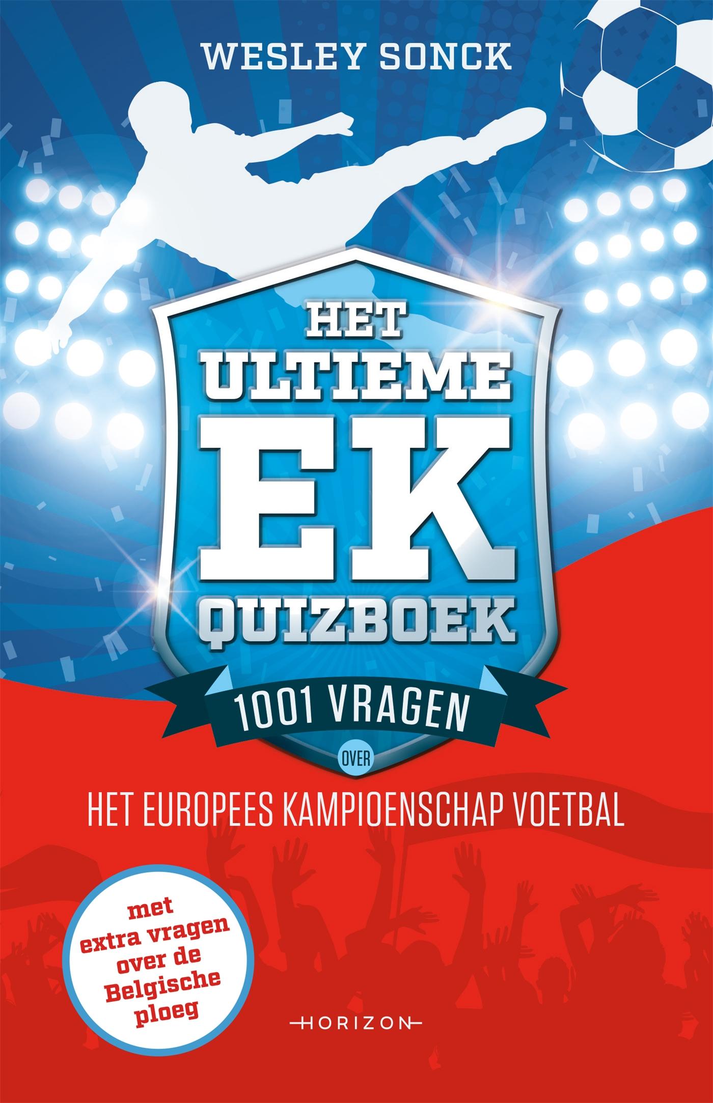 Cover Het ultieme EK Quizboek