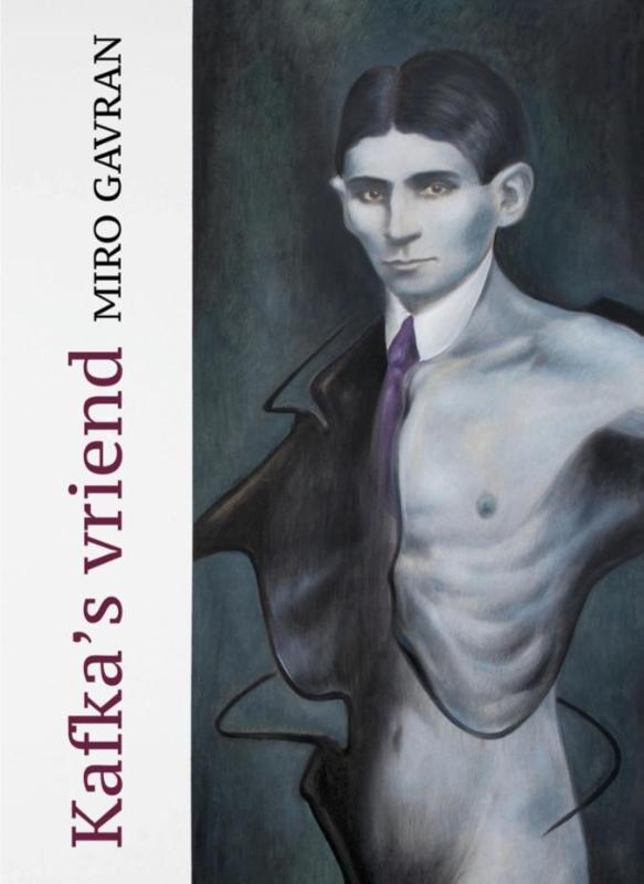 Cover Kafka's vriend