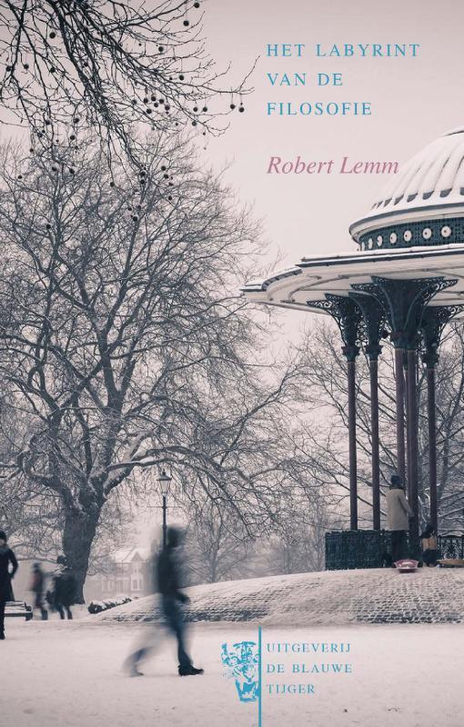 Cover Het labyrint van de filosofie