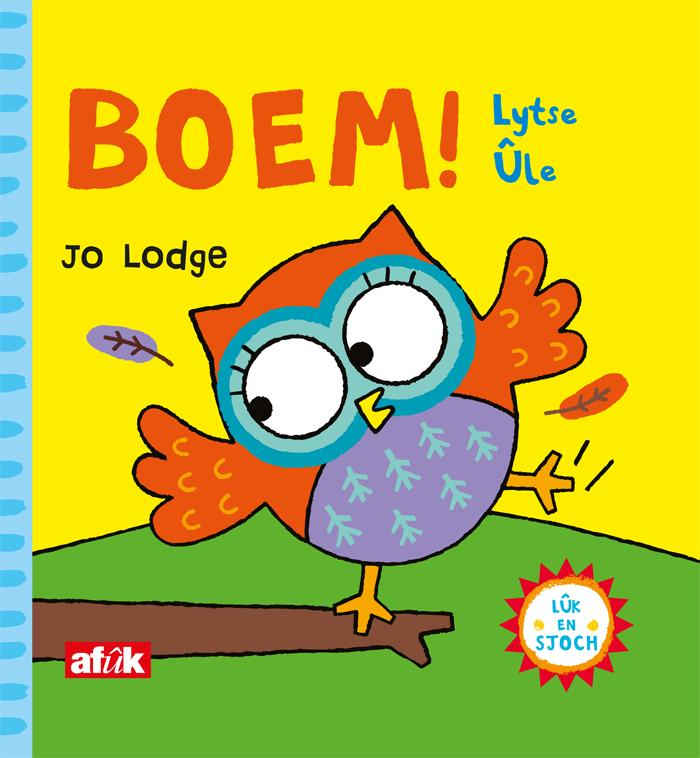 Cover BOEM! Lytse Ûle