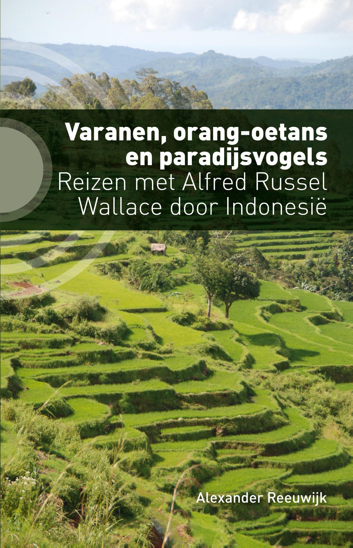 Cover Varanen, orang-oetans en paradijsvogels