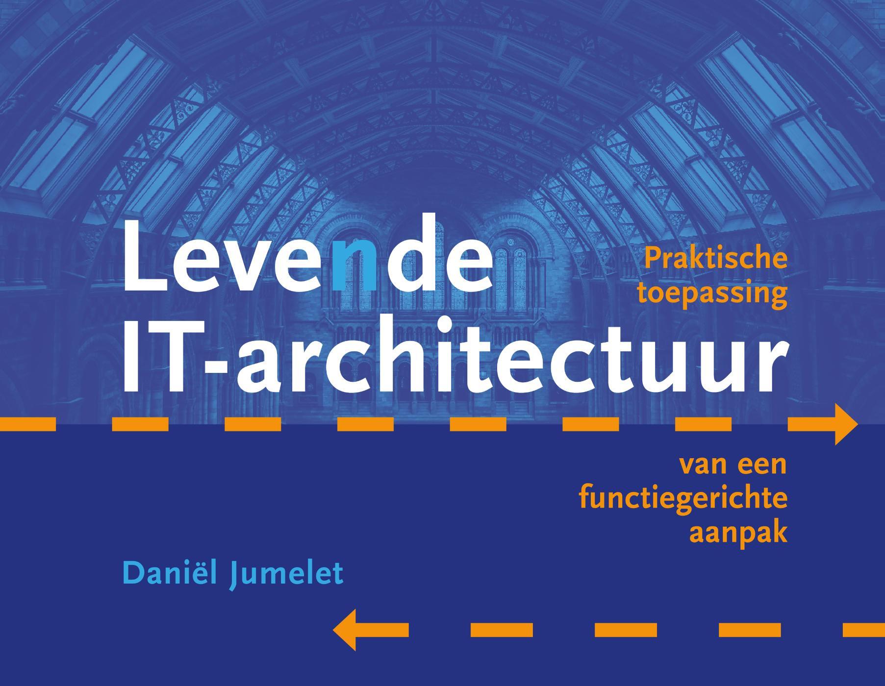 Cover Levende IT-architectuur