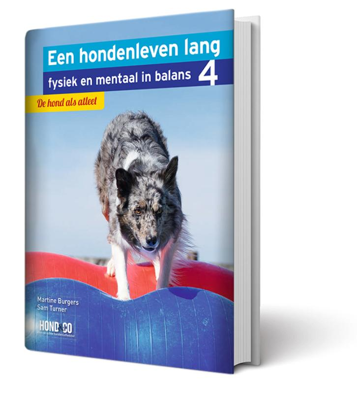 Cover De hond als atleet