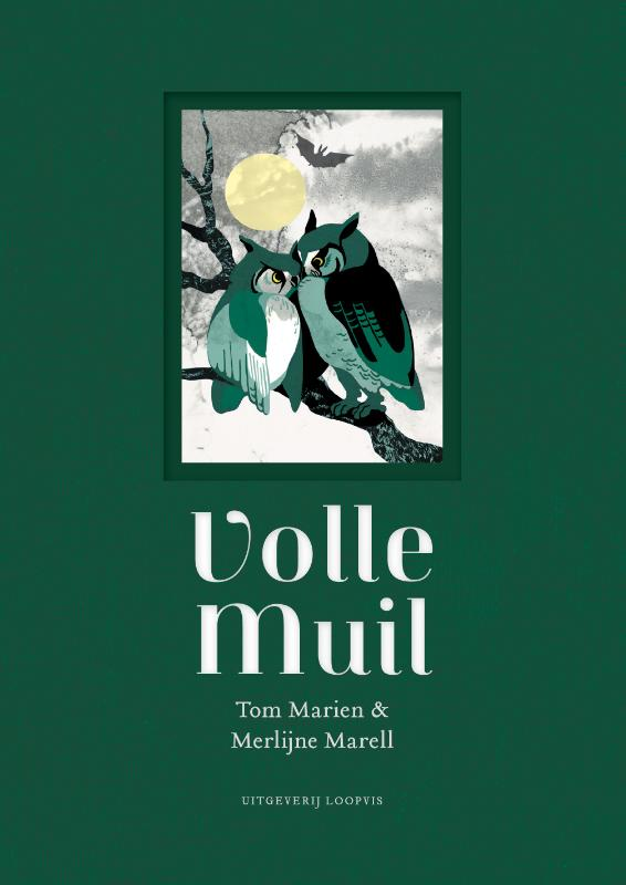 Cover Volle muil