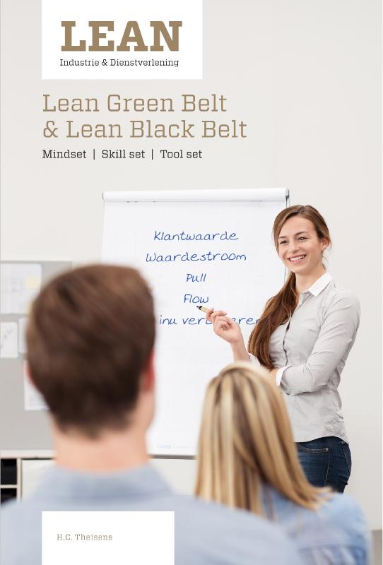 Cover Lean Green Belt, Lean Black Belt