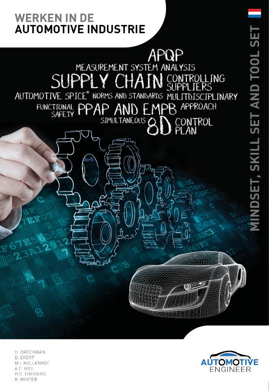 Cover Werken in de automotive industrie