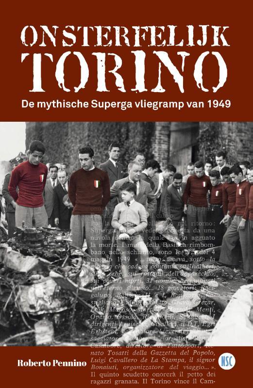 Cover Onsterfelijk Torino