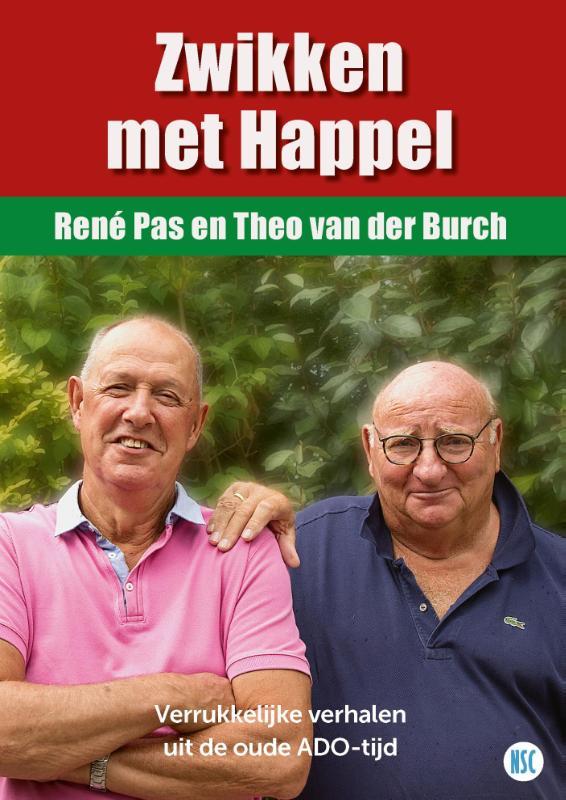 Cover Zwikken met Happel