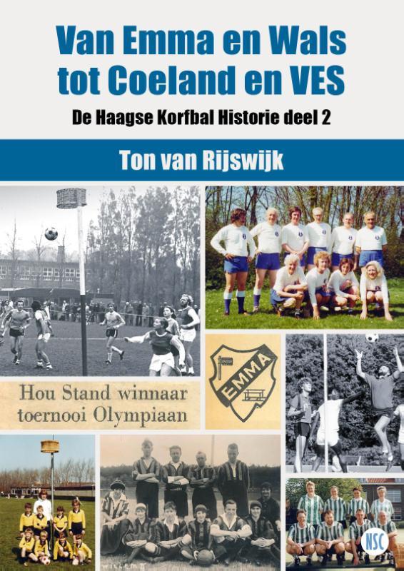 Cover Van EMMA en Wals tot Coeland en VES