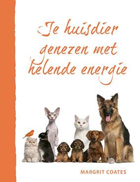Cover Je huisdier genezen met helende energie