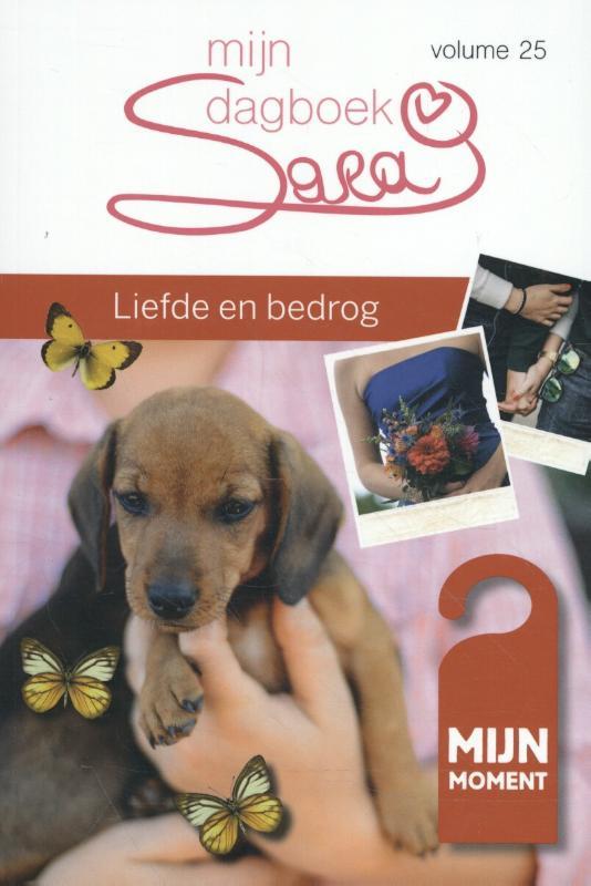 Cover Sara - Liefde en bedrog