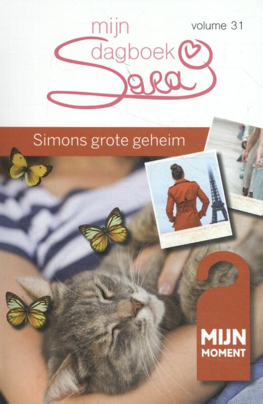 Cover volume 31 Simons grote geheim