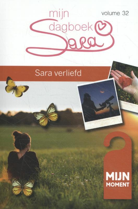 Cover Volume 32 Sara verliefd