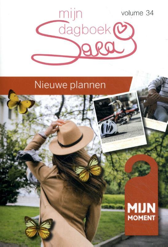 Cover Sara 34 - Nieuwe plannen
