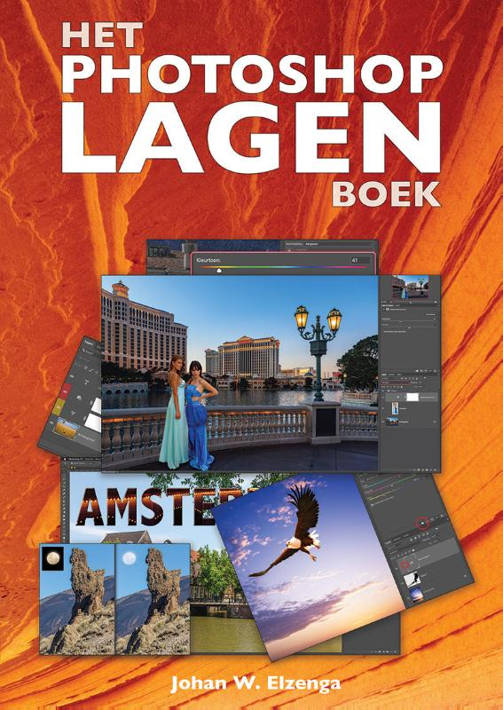 Cover Het Photoshop Lagen boek