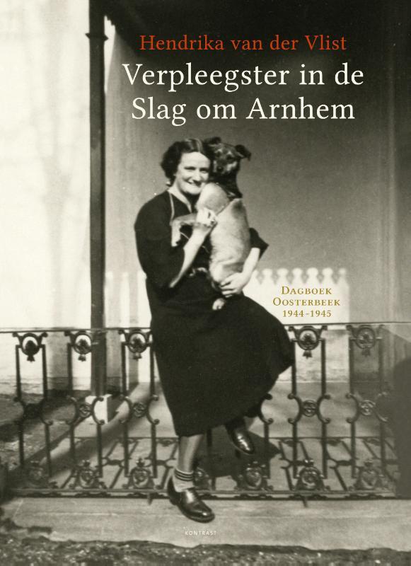 Cover Verpleegster in de Slag om Arnhem