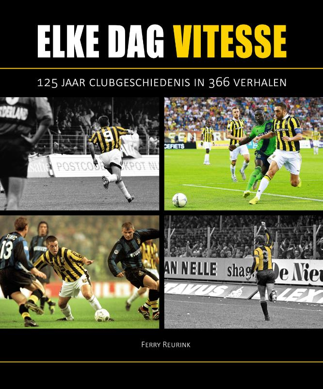 Cover Elke dag Vitesse