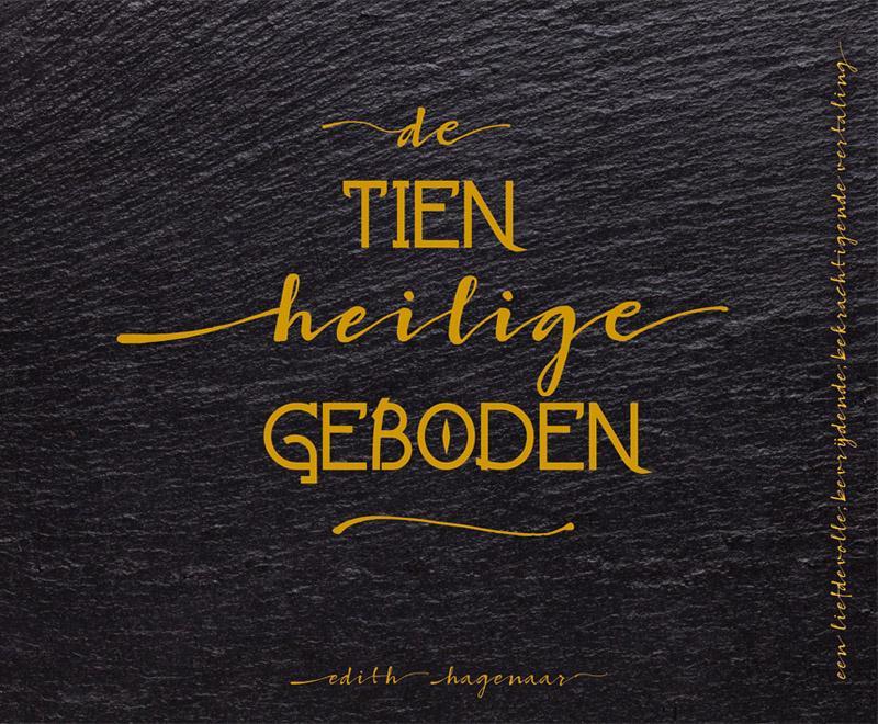 Cover De Tien Heilige Geboden