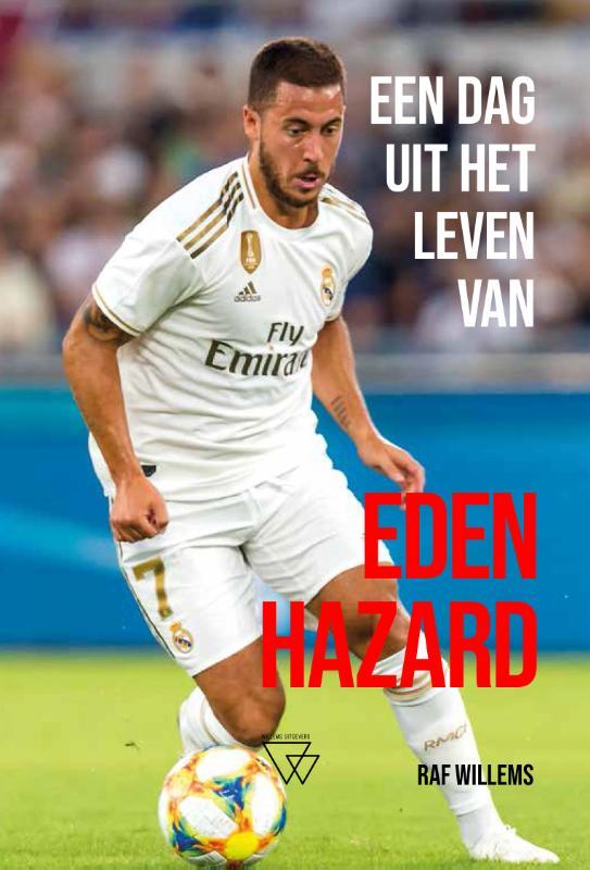 Cover Een dag uit het leven van Eden Hazard