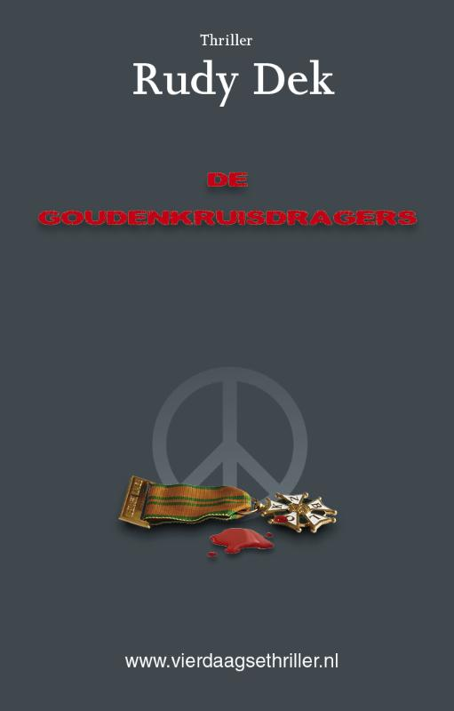 Cover De Goudenkruisdragers