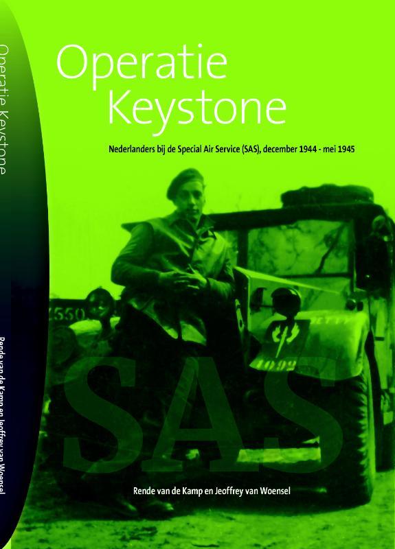 Cover Operatie Keystone