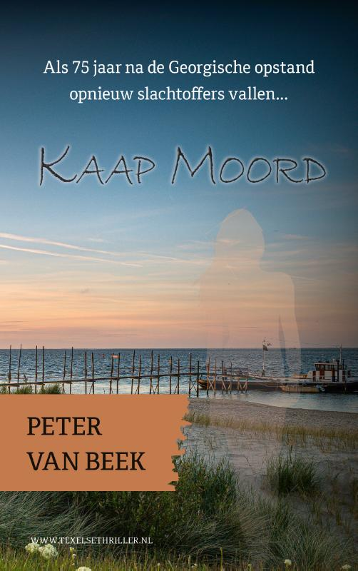 Cover Kaap Moord
