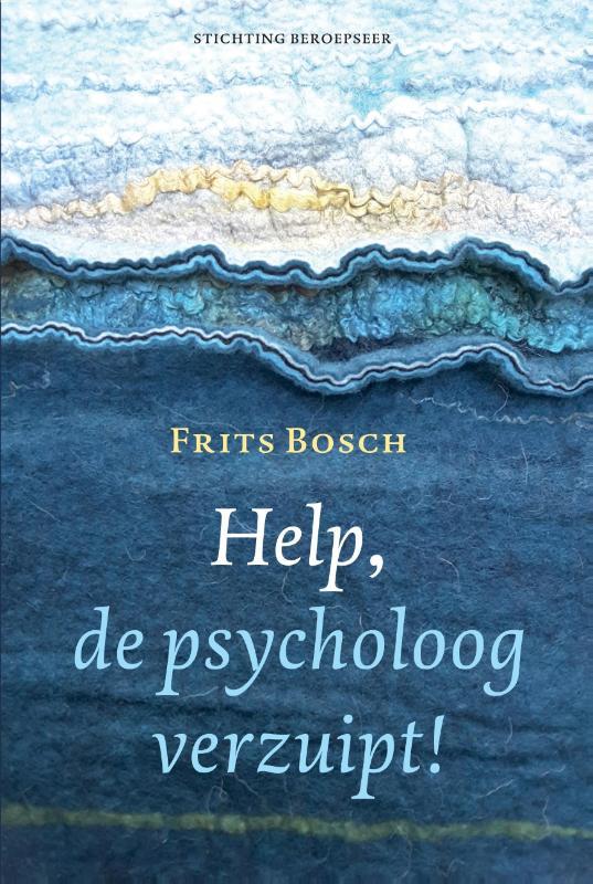 Cover Help, de psycholoog verzuipt!