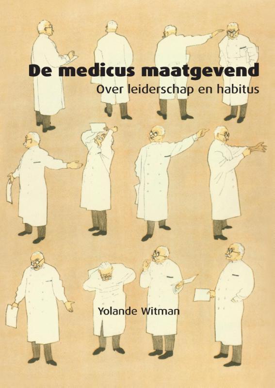 Cover De medicus maatgevend