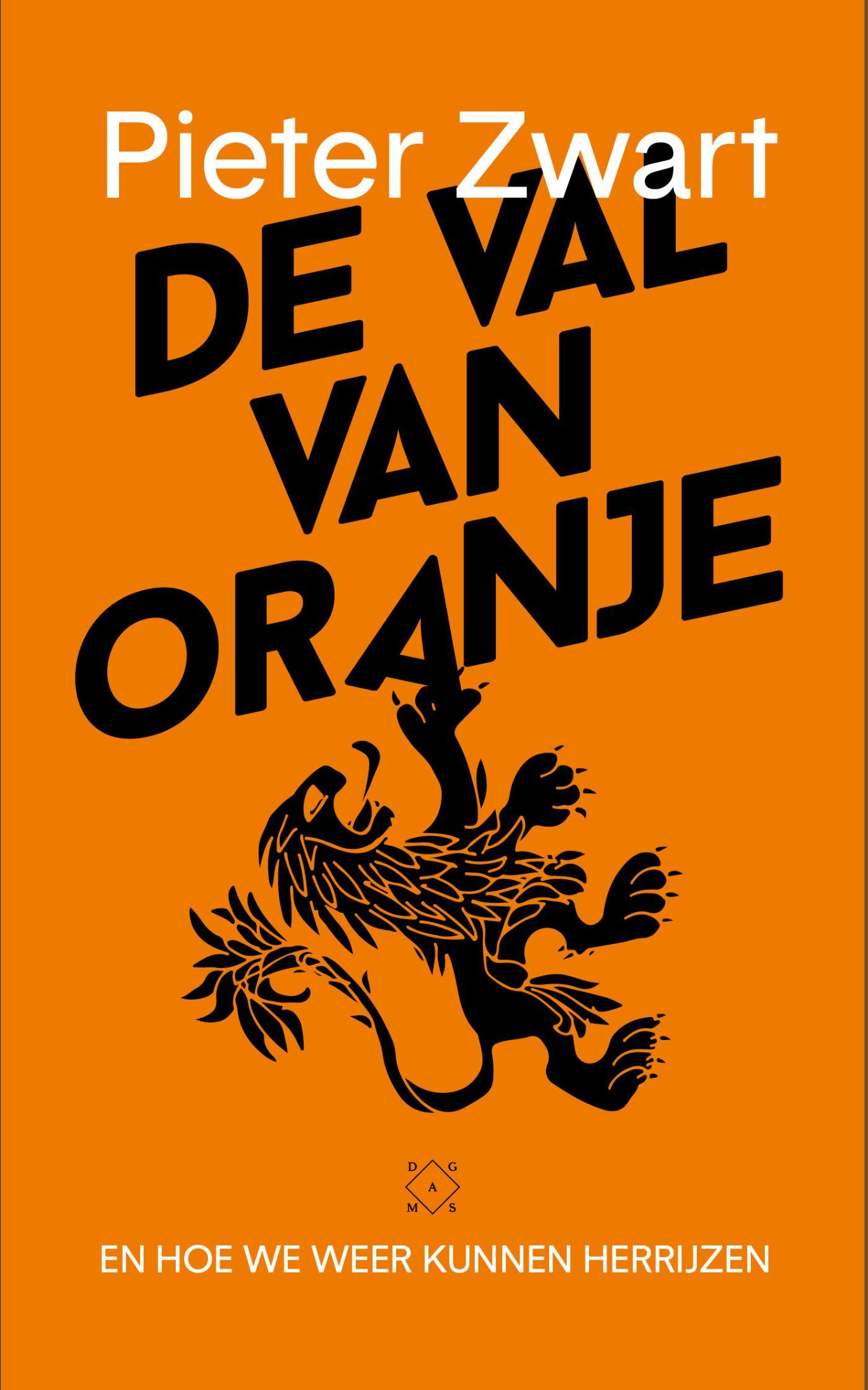 Cover De val van Oranje