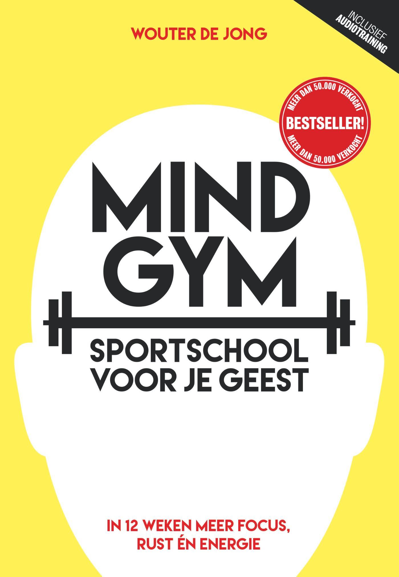 Cover Mindgym, sportschool voor je geest