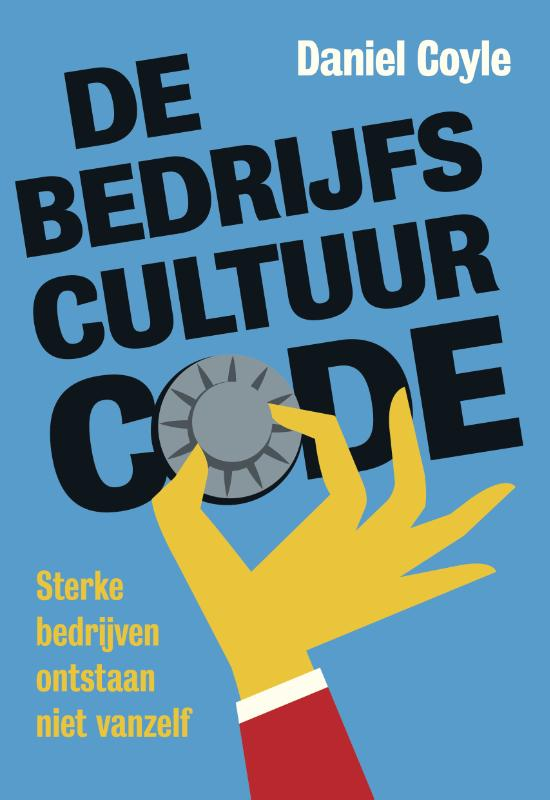Cover De bedrijfscultuur-code