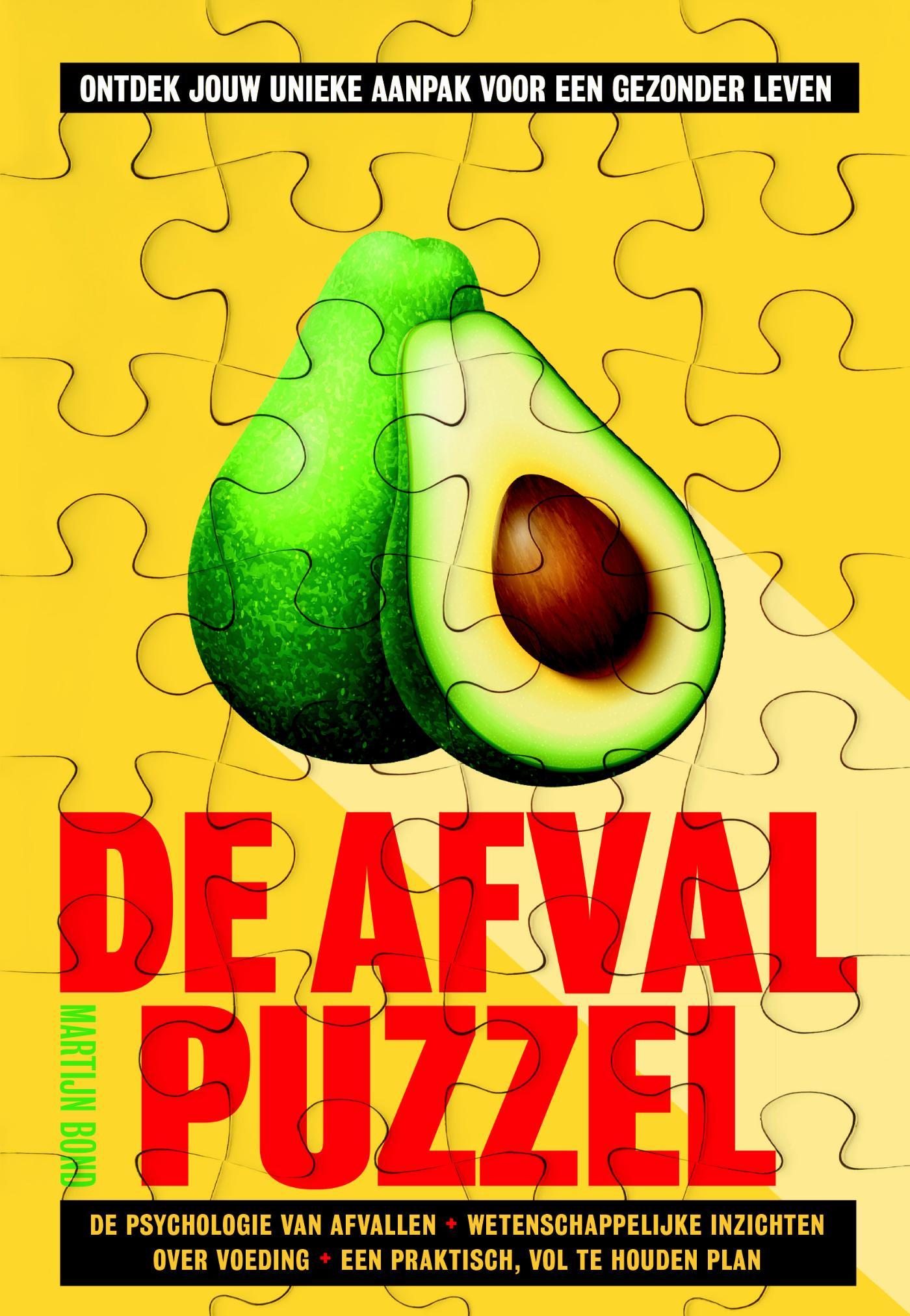 Cover De afvalpuzzel
