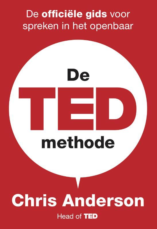 Cover De TED-methode