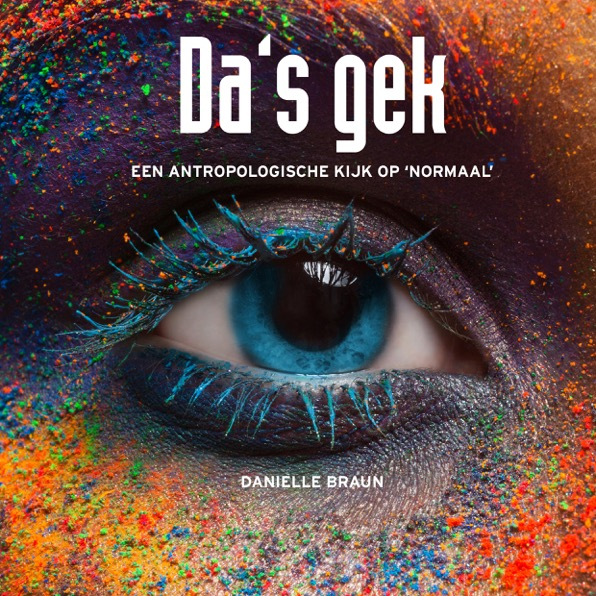 Cover Da's gek