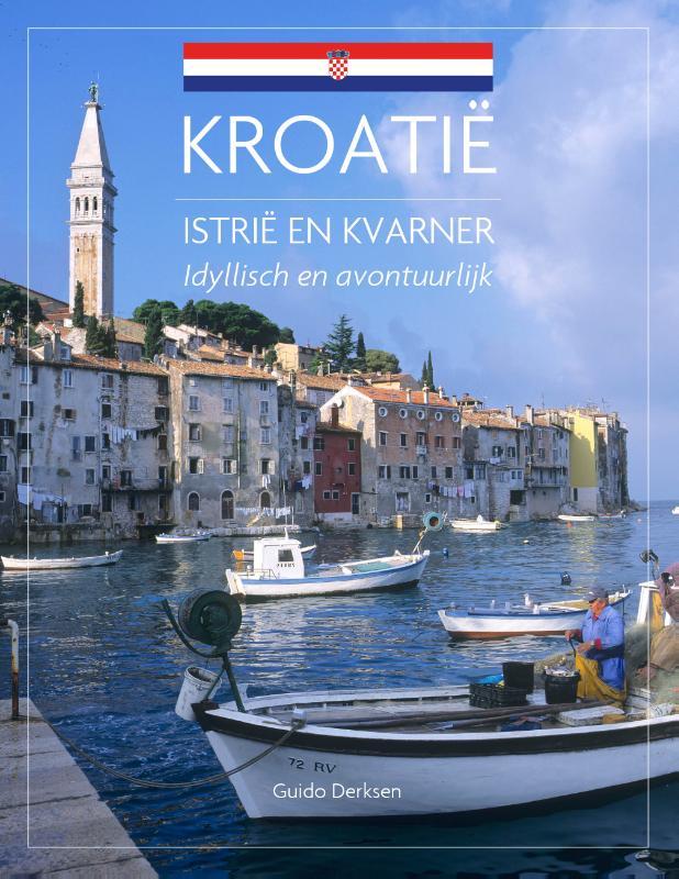 Cover Istrië & Kvarner