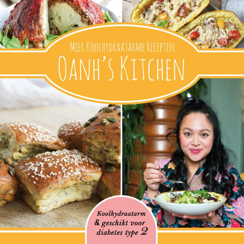 Cover Meer Koolhydraatarme Recepten Oanh's Kitchen