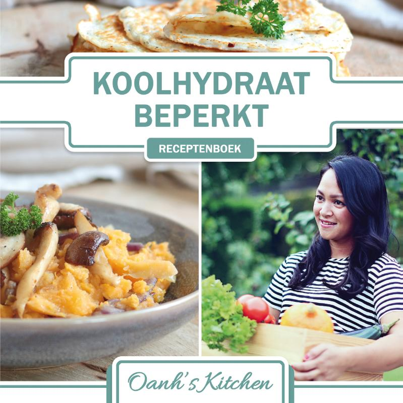 Cover Koolhydraatbeperkt Receptenboek